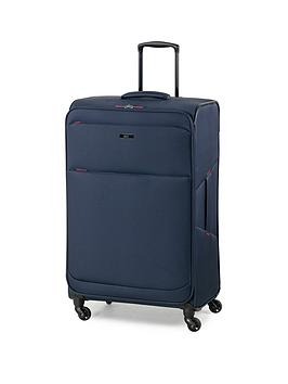 rock-luggage-ever-lite-large-4-wheel-suitcase-navy