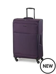 rock-luggage-ever-lite-large-4-wheel-suitcase-purple