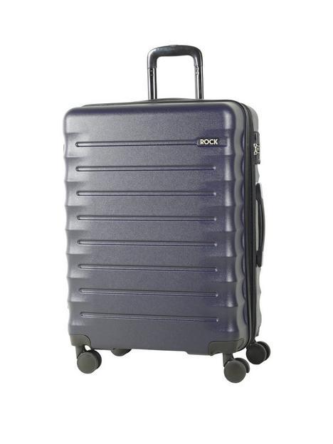 rock-luggage-synergy-medium-8-wheel-suitcase-navy
