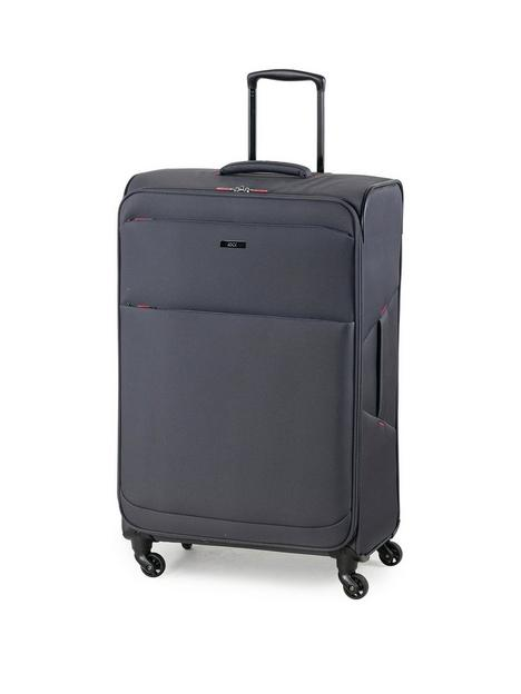 rock-luggage-ever-lite-large-4-wheel-suitcase-charcoal