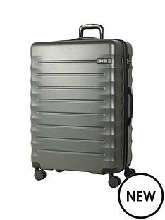 rock-luggage-synergy-large-8-wheel-suitcase-charcoal