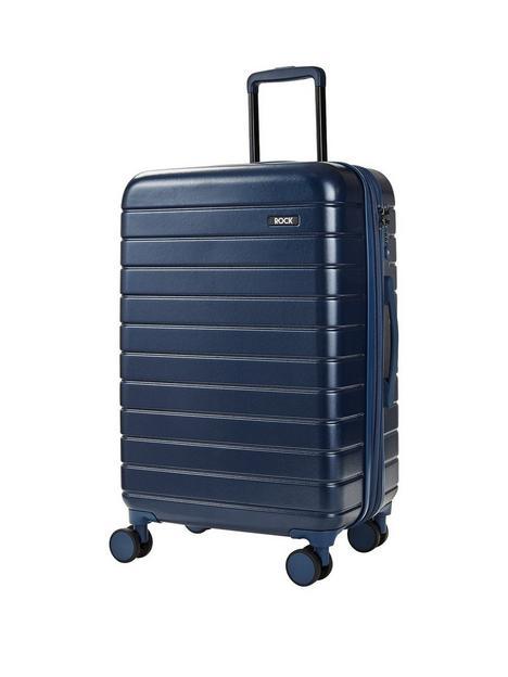 rock-luggage-novo-medium-8-wheel-suitcase-navy