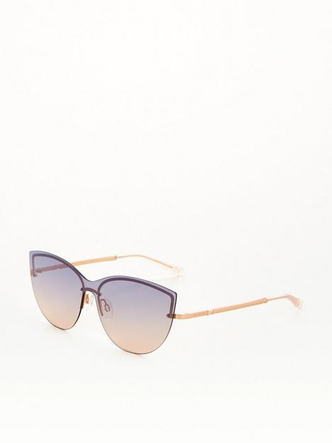 ted-baker-sammy-cateye-sunglasses--nbsprose-gold