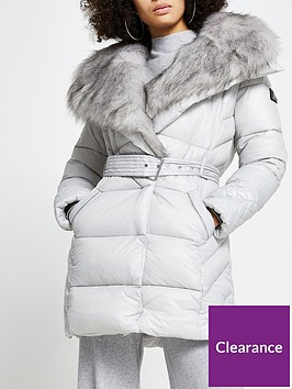 river-island-fauxnbspfur-front-padded-trench-grey