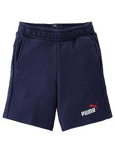 puma-boys-essentialnbsp2-colournbspshorts-navy