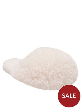 loungeable-dome-slipper-cream
