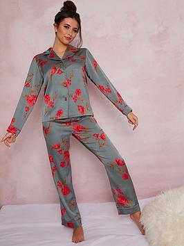 chi-chi-london-shawna-pyjama-setnbsp-multinbsp