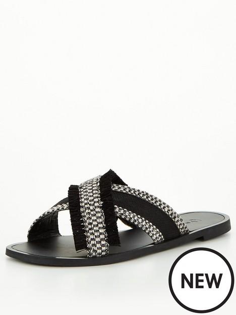 v-by-very-wide-fitnbspweave-cross-strap-slider-sandal-black