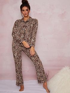 chi-chi-london-deana-pyjama-set-animalnbsp