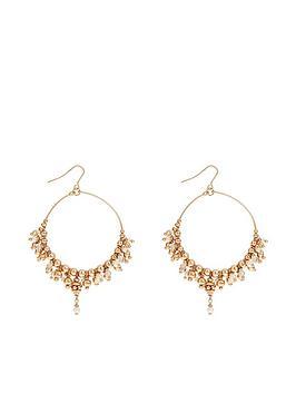 monsoon-pearl-clusternbsphoop-earring-gold