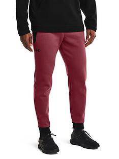 under-armour-training-recover-fleece-pants-burgundy