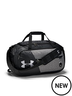 under-armour-trainingnbspundeniable-40-duffle-bag-greyblack