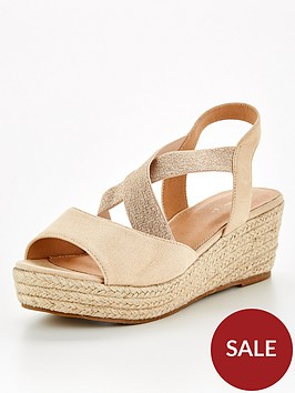 v-by-very-wide-fitnbspstud-elastic-strap-wedge-nude