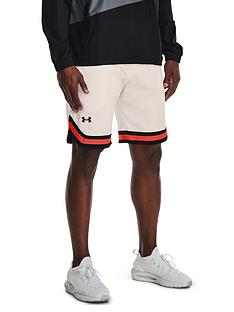 under-armour-rival-fleece-amp-shorts--whiteblack
