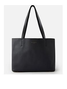 accessorize-leo-tote-black