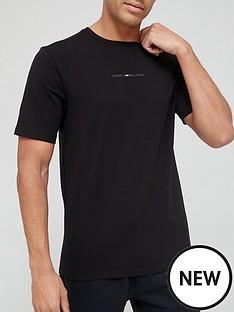 tommy-sport-sport-stripe-logo-t-shirt-black
