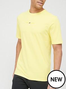 tommy-sport-sport-stripe-logo-t-shirt-yellow