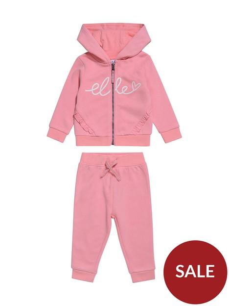elle-baby-girl-logo-jog-set-pink