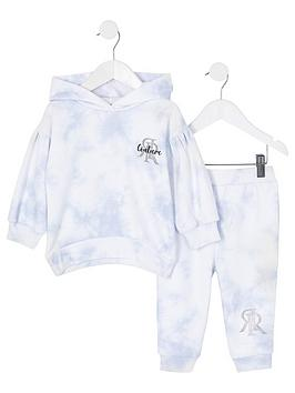 river-island-mini-moody-tie-dye-hoodie-jogger-outfit--nbspgrey