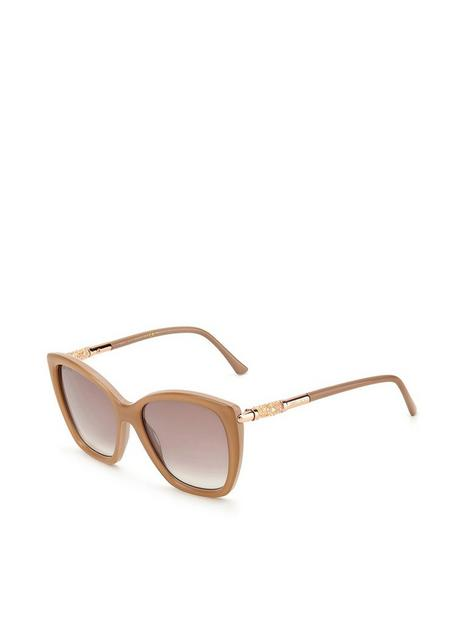 jimmy-choo-rose-square-sunglasses-nude