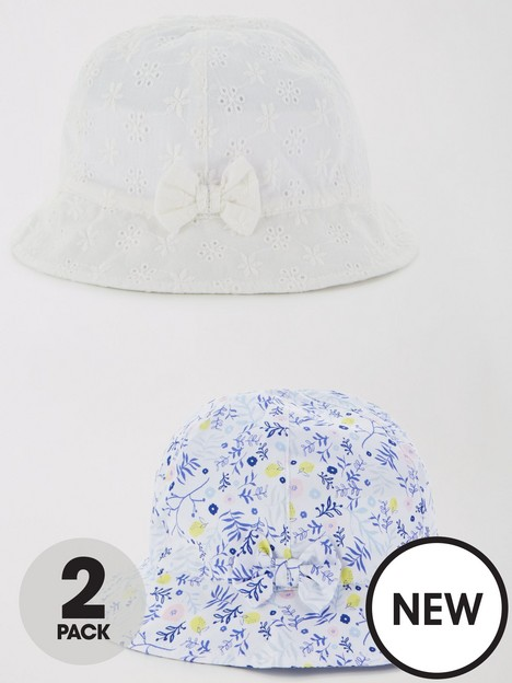 mini-v-by-very-baby-girls-2-pack-hats-multi
