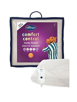 Silentnight Silentnight Fleece Comfort Control Electric Blanket Picture