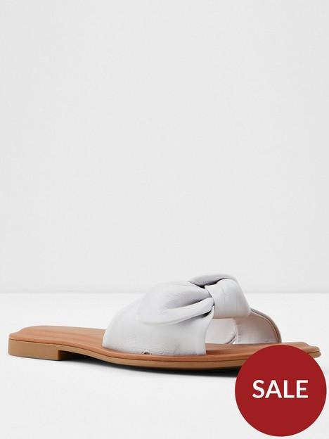 aldo-abayrith-flat-sandal-white