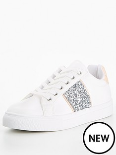 v-by-very-alpha-side-stripe-trainer-white-silver