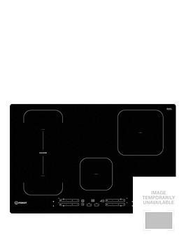 indesit-ib21b77ne-built-in-60cm-width-induction-hob-black
