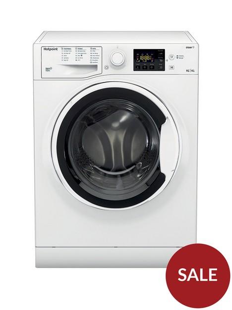 hotpoint-rdg8643wwukn-8kg-wash-6kg-dry-1400-spin-washer-dryer-white