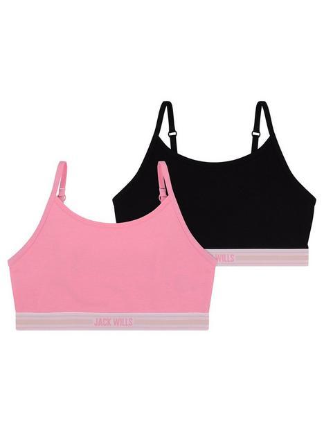 jack-wills-girls-2-pack-boxed-bralette-pinkblack