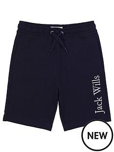 jack-wills-boys-jog-shorts-navy