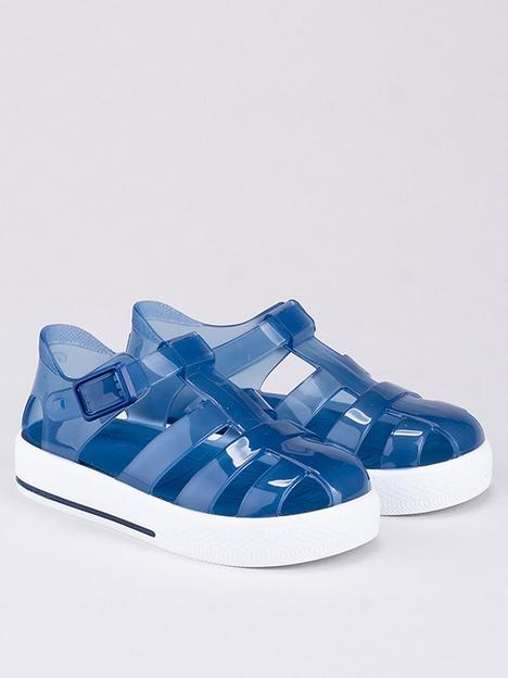 igor-childrens-unisexnbsptenis-jelly-sandals-navy