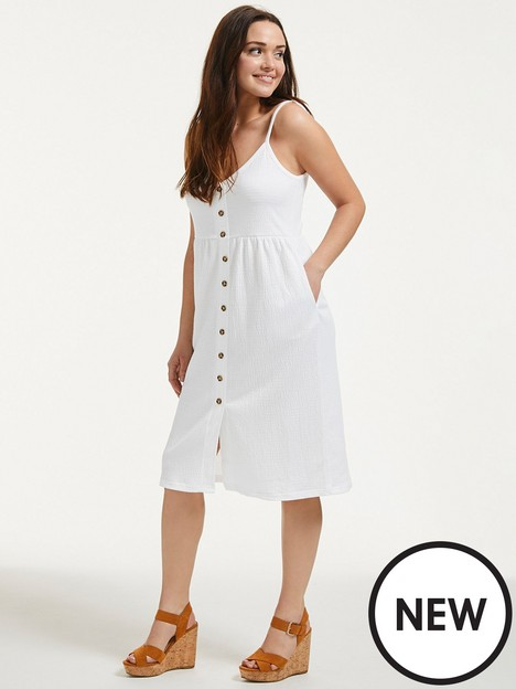 figleaves-jersey-sun-dress-with-pockets-white