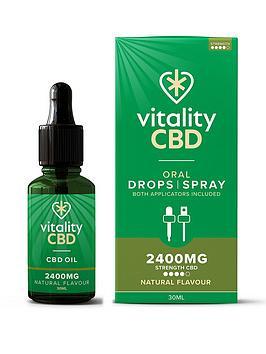 vitality-cbd-vitality-cbd-oral-dropsspray-natural-2400mg-30ml