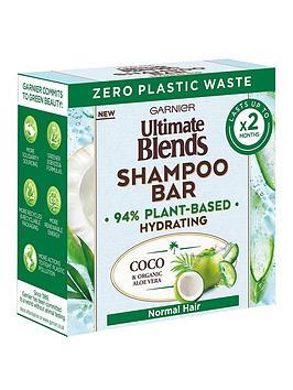 garnier-garnier-ultimate-blends-coconut-hydrating-shampoo-bar-with-aloe-vera-for-normal-hair-60g