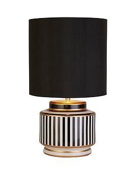 striped-ceramic-table-lamp