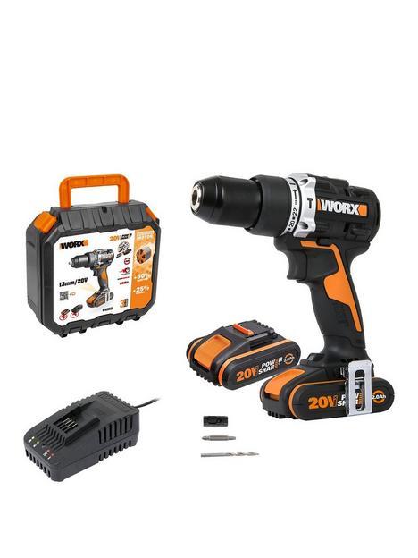 worx-worx-wx352-20v-cordless-brushless-combi-drill