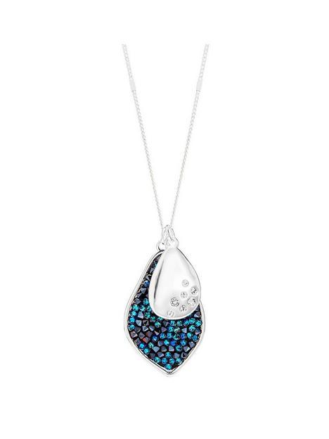 jon-richard-blue-crystal-rocks-pendant