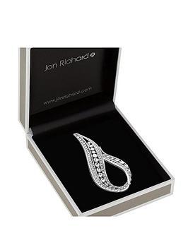 jon-richard-jon-richard-crystal-stone-pave-infinity-brooch