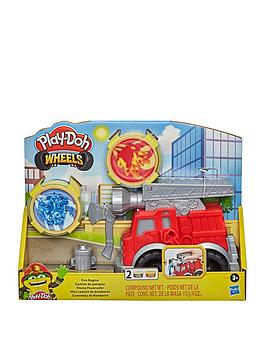 play-doh-fire-engine