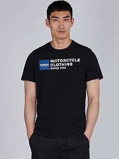 barbour-international-motorcycle-logo-t-shirt-blacknbsp