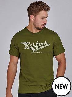 barbour-international-steering-t-shirt-vintage-greennbsp