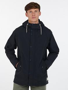 barbour-bobbin-waterproof-hooded-jacket-navynbsp