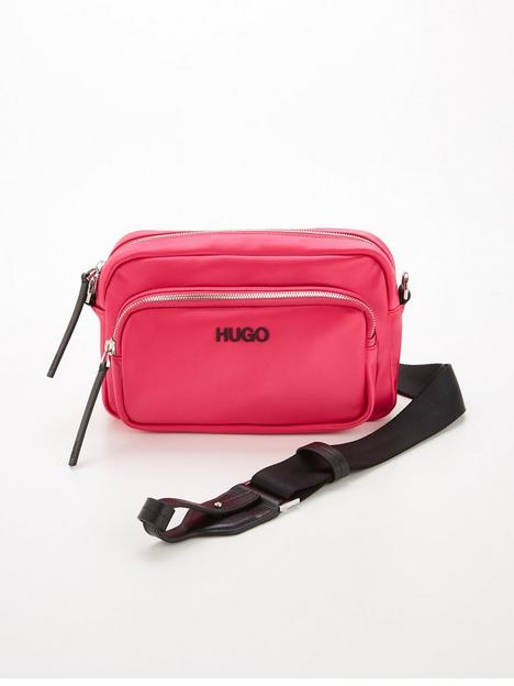hugo-record-crossbody-bag-pink
