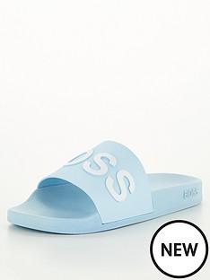 boss-logo-bay-sliders-blue