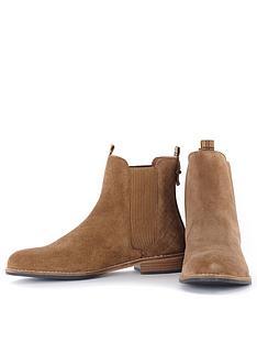 barbour-badminton-ankle-boots-cognac