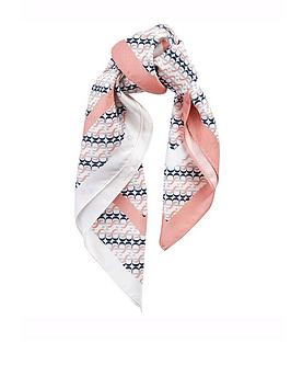 barbour-monogram-silk-square-scarf-pinknbsp