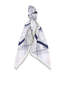 barbour-tartan-silk-square-scarf-multi
