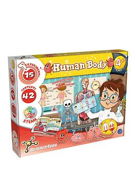 science4you-human-body